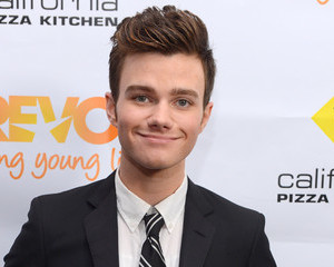 Chris Colfer Hot in Cleveland
