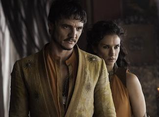 Game of Thrones Season 4 Pedro Pascal