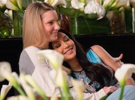 Glee Brittany Santana