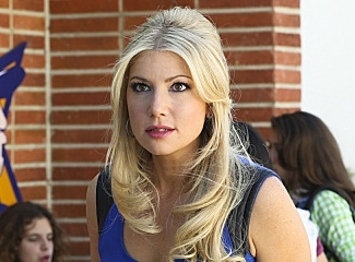 Ari Graynor Bad Teacher Memories from the Set