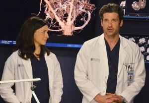 Grey's Anatomy Spoilers