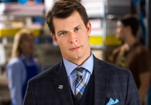Chicago Fire Eric Mabius