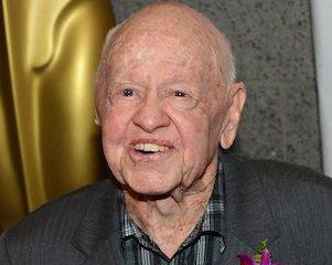 Mickey Rooney Dead