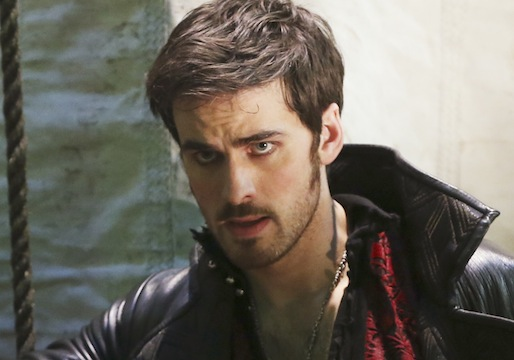Once Upon a Time Hook Emma Kiss Steals Magic