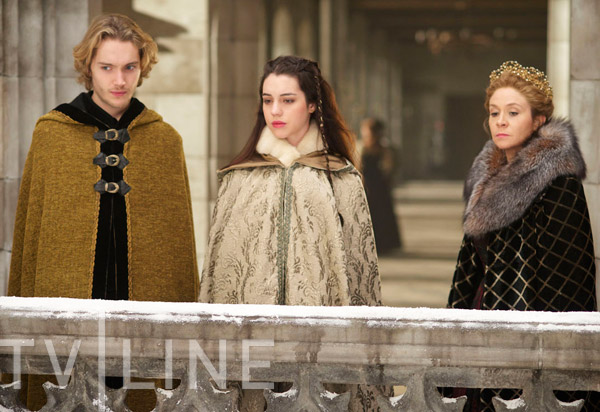 Reign Spoilers