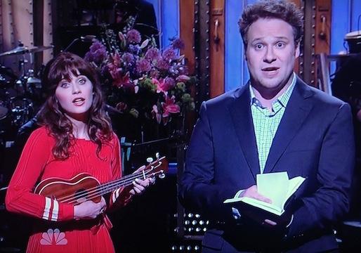 Seth Rogen Saturday Night Live