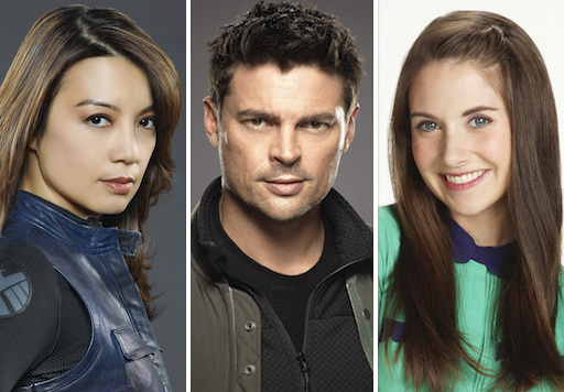 TV Cancellations Renewals 2014