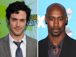 Suits Brendan Hines DB Woodside