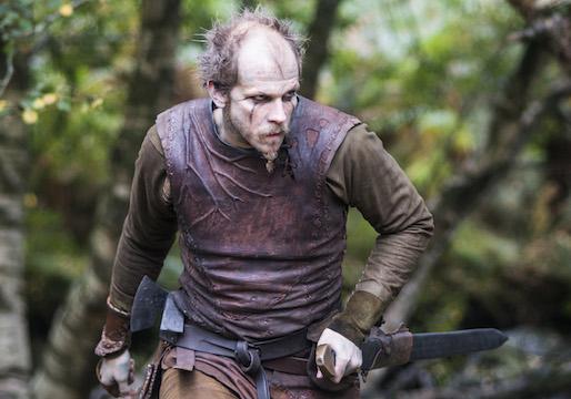 Vikings Gustaf Skarsgard
