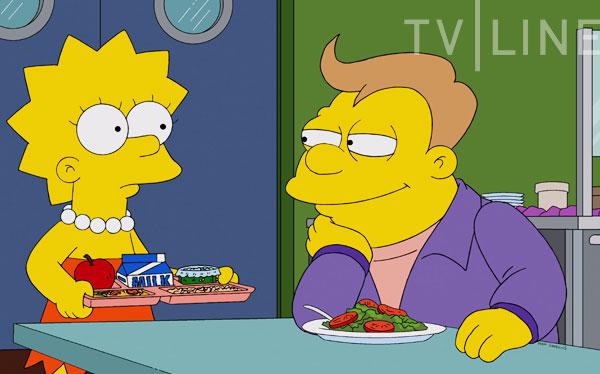 Zach Galifianakis The Simpsons