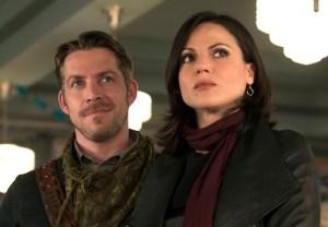 Once Upon a Time Season 4 Regina Robin Hood
