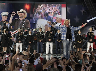 ACM Presents: An All-Star Salute to the Troops