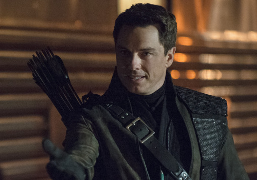 Arrow Barrowman Series Regular