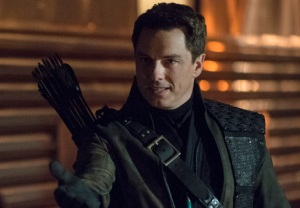 Arrow Barrowman Series Regular