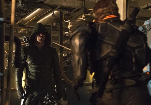 Arrow Finale Recap Slade Captured