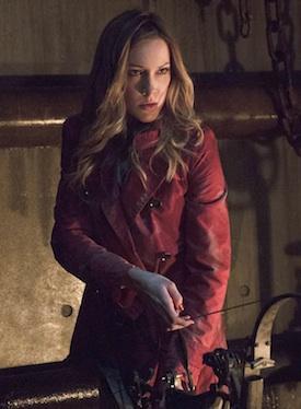 Arrow Laurel Canary Spoilers