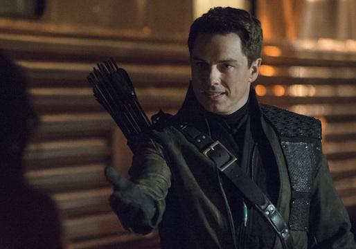 Arrow Recap Malcolm Merlyn Returns