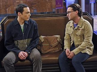 The Big Bang Theory Season 7 Finale