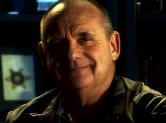 CSI Paul Guilfoyle Brass Final Episode