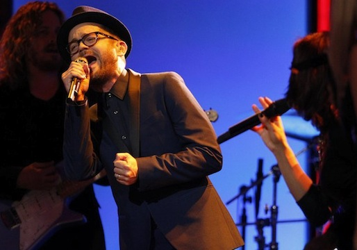 Josh Kaufman Signed Sealed delivered the voice