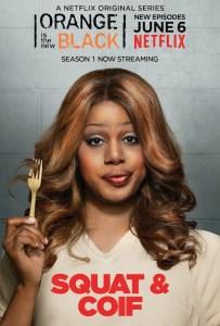Orange Is the New Black Season 2 Posters