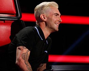 the-voice-adam-levine-blonde-hair