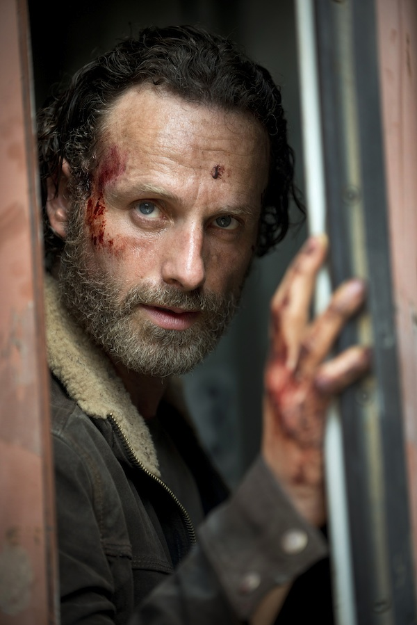 The Walking Dead Season 5 Spoilers Photo