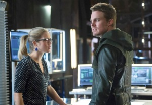 Arrow Season 3 Felicity Love Interest