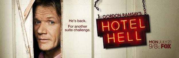 Hotel Hell Season 2 Key Art