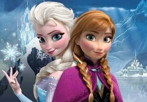 Once Upon a Time Season 4 Frozen Elsa Anna