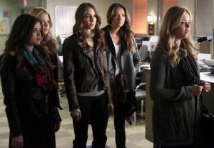 Pretty Little Liars Season 5 Spoilers