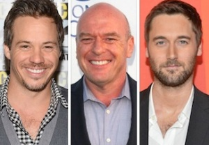 Sons of Liberty Cast History