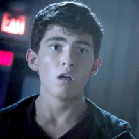 Ian Nelson Teen Wolf
