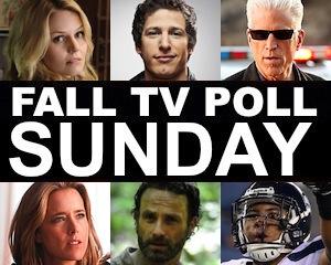 TV Schedule 2014 Sunday
