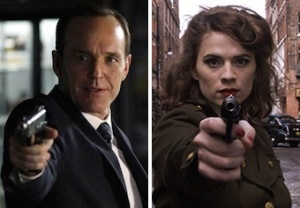 Agents of SHIELD Agent Carter Spoilers Comic-Con 2015