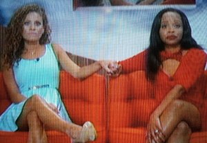Big Brother 16 Amber Evicted