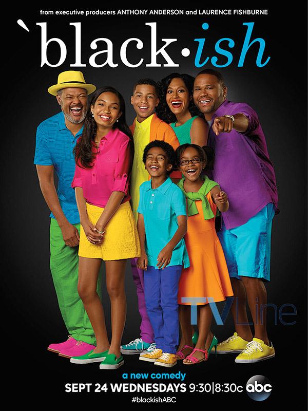 Black-ish ABC