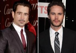 True Detective Colin Farrell Season 2 Cast