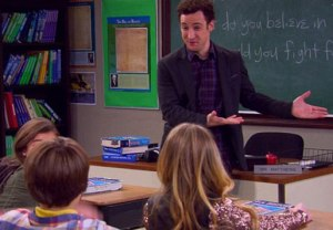 Girl Meets World Cory Teacher