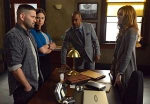 Scandal Season 4 Premiere