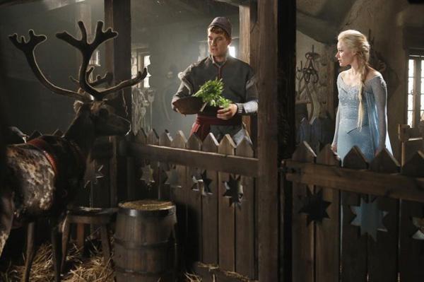 Once Upon A Time Sven