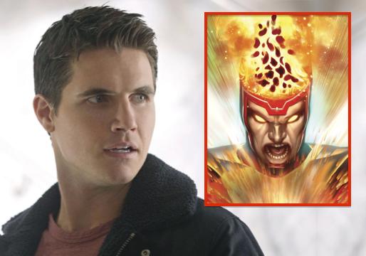 The Flash Robbie Amell Firestorm