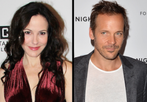 Mary-Louise Parker Peter Sarsgaard The Slap NBC
