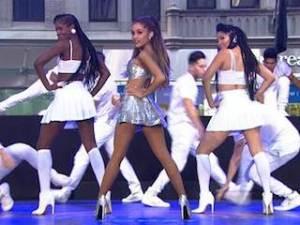 Today Ariana Grande