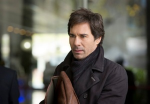 Eric McCormack Perception Memories From the Set