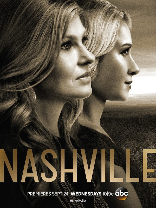 Nashville Season 3 Key Art Poster Hayden Panettiere Connie Britton