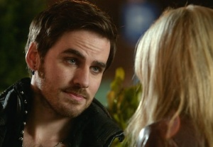 Once Upon a Time Season 4 Captain Swan