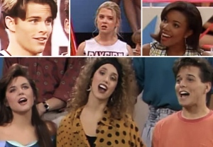 Saved By The Bell Anniversary