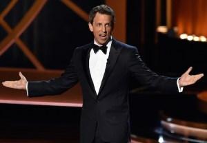 Seth Meyers Emmys Opening