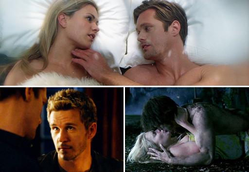 Hot sex scenes true blood